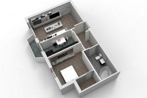 Apartamente cu 2 camere 70 mp | Vulcani Residence Buzau