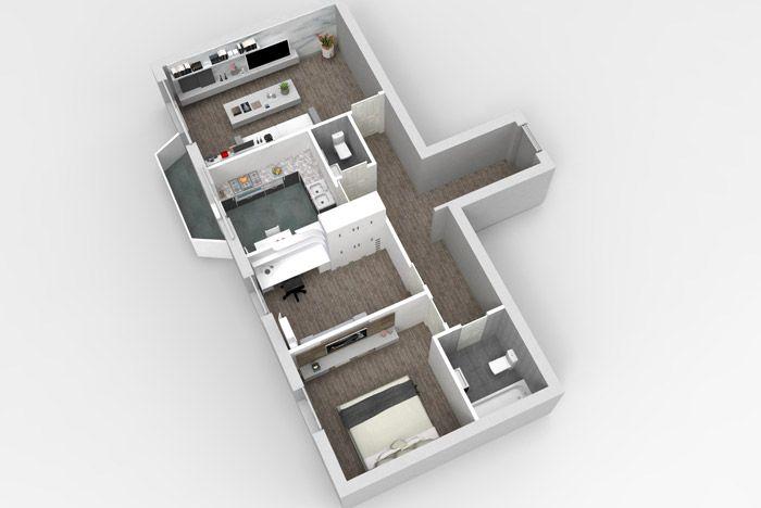 Apartamente 3 camere 90mp Buzau | Vulcani Residence