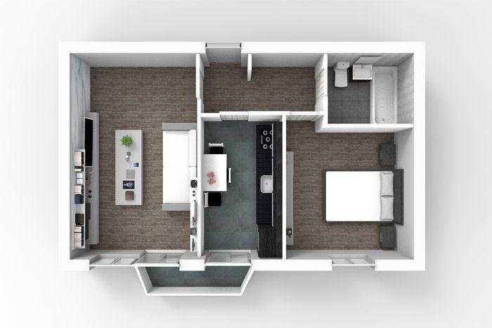 Apartamente cu 2 camere 63 mp | Vulcani Residence Buzau
